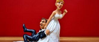 Расторгнуть брачный договор