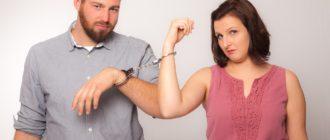 Муж не дает развод